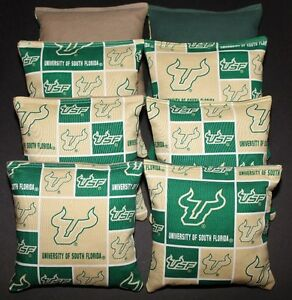 University-of-South-Florida-Cornhole-Bean-Bags-8-USF-Bulls-ACA-Regulation-Bags