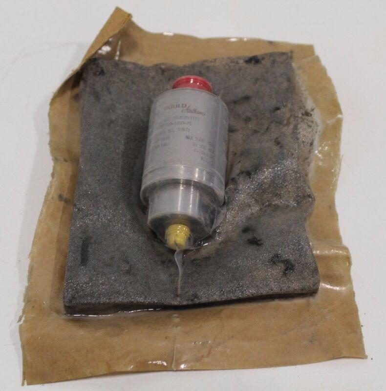 Gould Statham Pressure Transmitter PG1000-1000-25