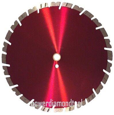 14 Powerful Supreme 15mm High Seg 4 Concretebrickpaver Diamond Saw Blade-best