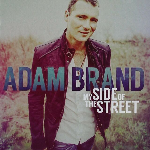 Adam Brand - My Side of the Street (2014)  CD  NEW/SEALED  SPEEDYPOST