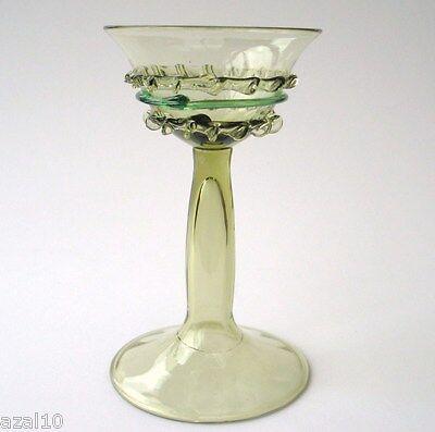 Waldglas Böhmen   Exklusive hochwertige meisterliche Handarbeit   Replika neu