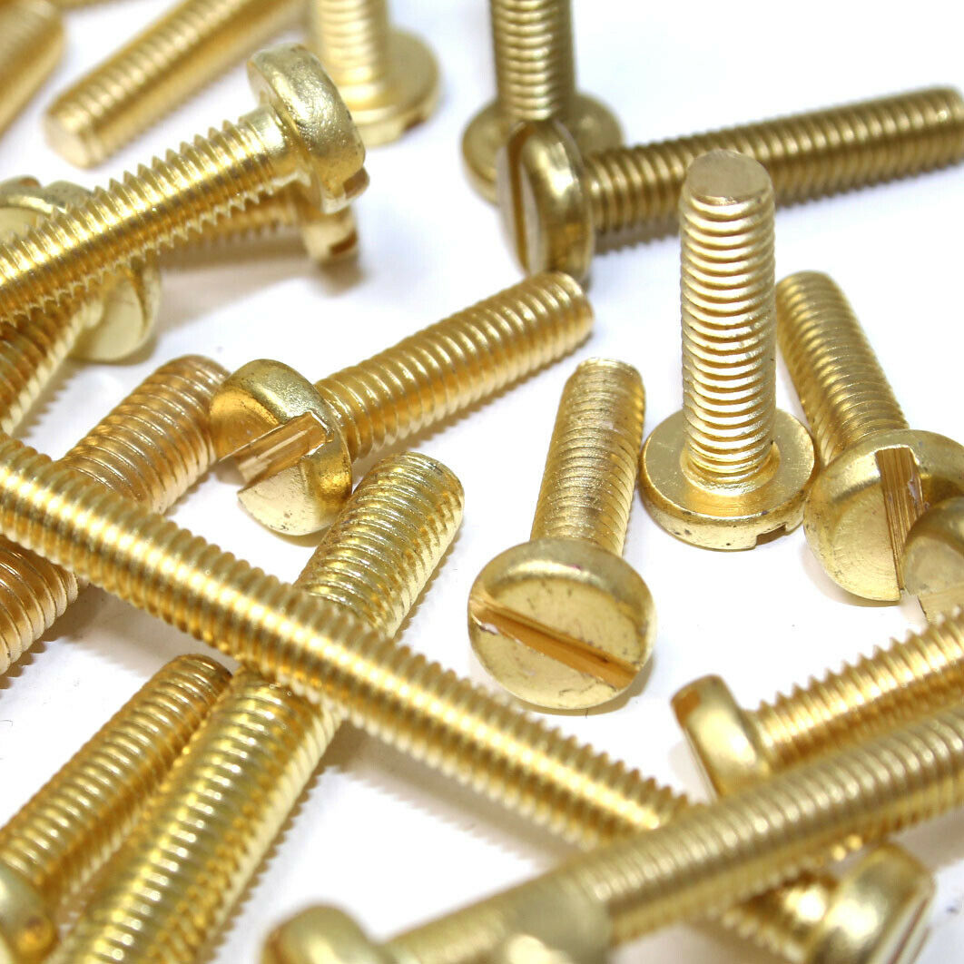 110 ASSORTED PIECE A2 STAINLESS STEEL M6 POZI PAN MACHINE SCREWS METRIC BOLT KIT