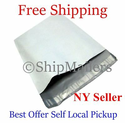 24x24 Poly Mailers Envelopes Shipping Self Seal Privacy Shield Bags 24x24 2.35