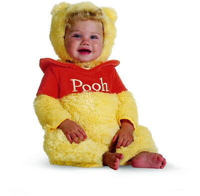 Disney Winnie The Pooh Halloween Costume 12-18 - 12 18 Month Halloween Costumes