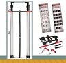Tower 200 Body By Jake Full Gym Fitness + Workout DVD + Free Straight Bar New