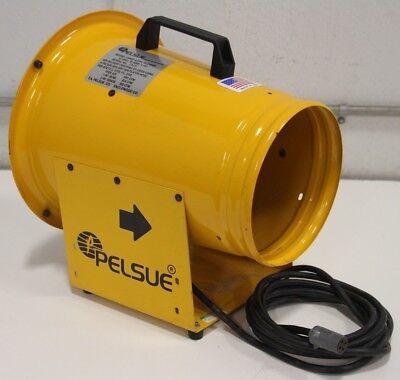 Pelsue 1400d Axial Blower 12 Vdc 15amp 14hp