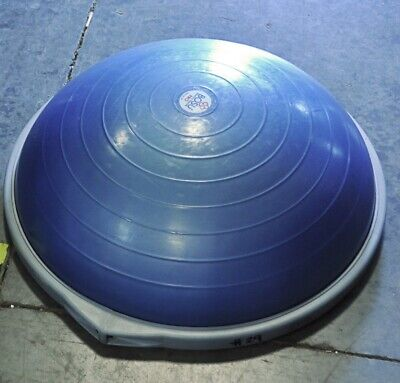 "The Bosu Ball Home Balance Trainer - 25"" Diameter - excellent condition"