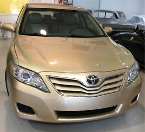 Toyota Camry 2010 LE low mileage never accident 19794 km