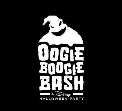 Disney California Adventure 2021 OOGIE BOOGIE BASH. 10/31/2021 Ticket. On Hand