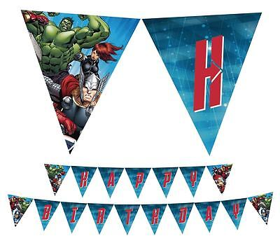 Avengers Printables ((Digital Files Only) Avengers PRINTABLE PDF File Happy Birthday Party)