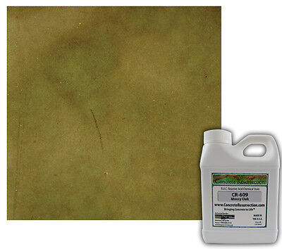 Professional Easy To Apply Concrete Acid Stain-mossy Oak 16oz