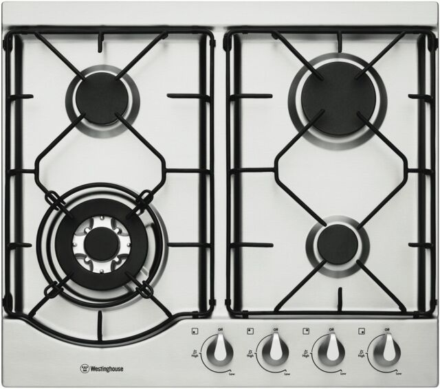 NEW Westinghouse WHG642SA 60cm Gas Cooktop