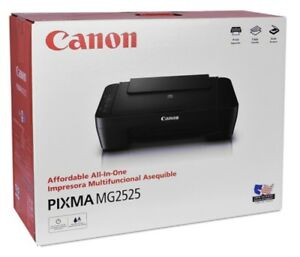 Canon PIXMA MG2525 Printer with Cartridges-Brand New/SEALED