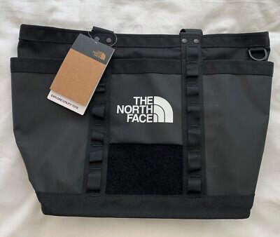 The North Face Explore Utility Tote Bag Black