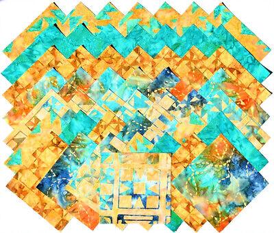 American Quilt Batiks From Batik Textiles - (50) 5