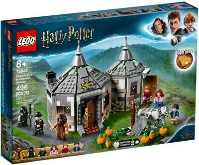 LEGO 75947 - La Capanna di Hagrid / Harry Potter - ORIGINALE SIGILLATO