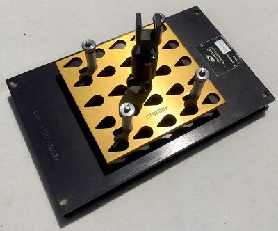 Nanometer Technologies Mcp 24 Fixture Plate 24 Positions 3mm