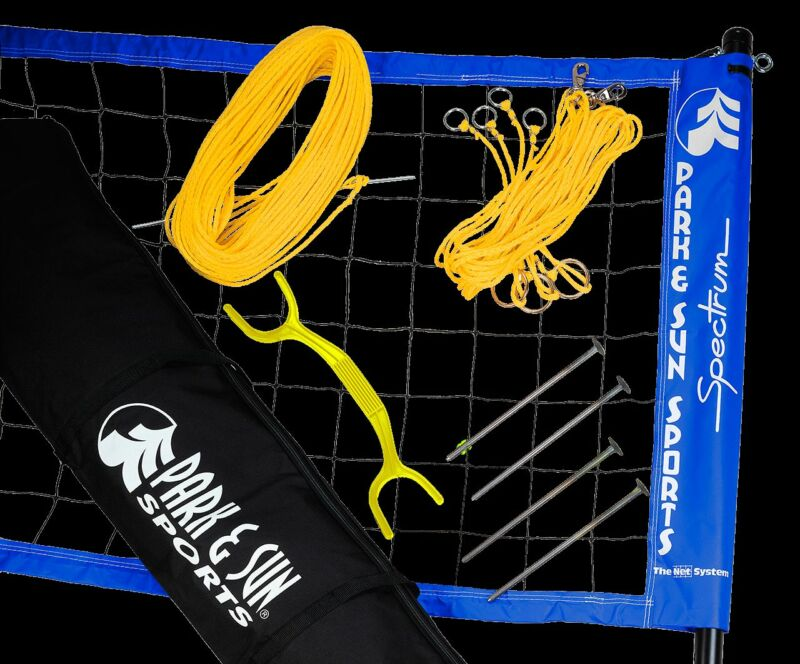 Park & Sun Sports Spectrum 2000 Volleyball Set