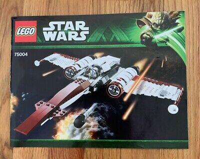 LEGO Star Wars 75004 Z-95 Headhunter - No Minifigs/Box - Never Assembled