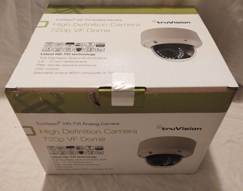TruVision TVD-4402 Dome Camera 720 TVL, 2.8~12 mm VF Lens, New