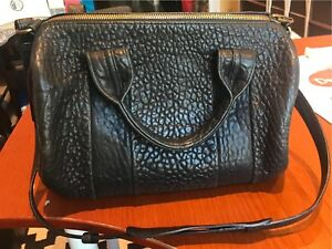 Alexander Wang Rocco Black Bag