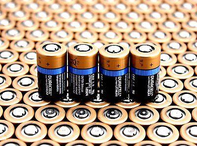 4 Duracell Ultra CR2 3v Lithium Photo Batteries DL-CR2 Fresh Expires 2024