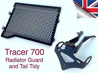 Yamaha Tracer 700 2016 2017 2018 Tail Tidy and Radiator Guard Package. segunda mano  Embacar hacia Spain