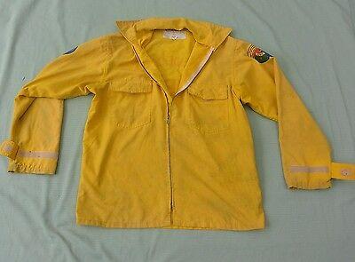 Firefighter Wildlandbrush Fire Shirt-jacket