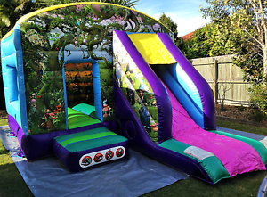 Jumping Castle Hire $175 Mitchelton Brisbane North West Preview