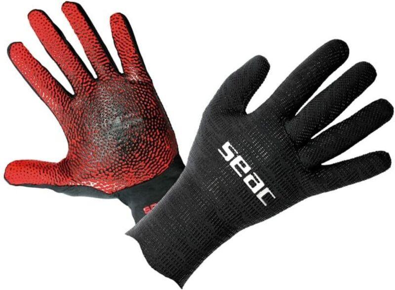 SEAC Spider 0.5mm Spider Gloves - Medium/Large