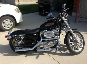 99 Harley Davidson Sportster.