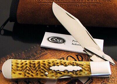Case Tony Bose Big Swing Guard Knife 2007 Deluxe Collaboration ATS-34 MIB AAA+NR