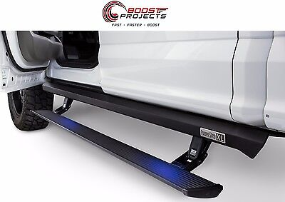 AMP Research PowerStep XL F-150 SuperCrew 2009-2014 5 Year Warranty 77141-01A