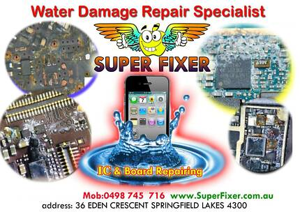 IPhone and IPad water damage repair specialist
