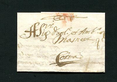 Schweiz - 1756 Chiavenna nach Chur   (#3078)