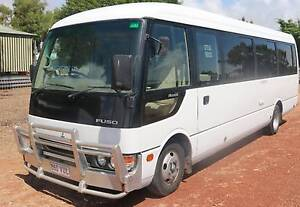 FUSO ROSA BUS 2007 Karumba North West Area Preview