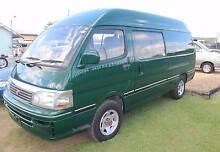 1995 Toyota Hiace 4x4 Commuter, HI-LOW Range 4wd Campervan, auto Casino Richmond Valley Preview