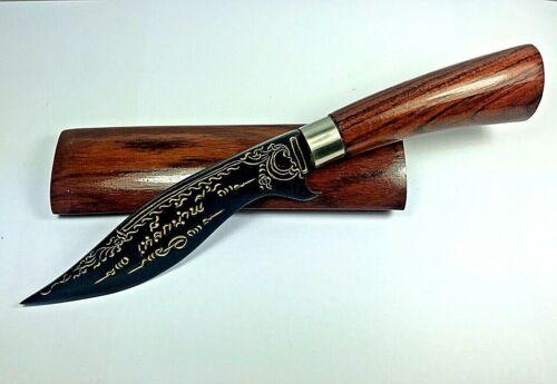 BLESSED LEK NAM PEE YANT MEED MOR KNIFE SWORD DAGGER FETISH TALISMAN THAI AMULET