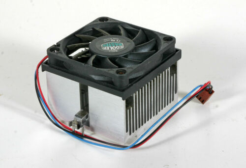 CPU  Heat Sink & Fan