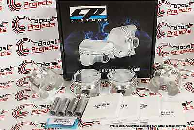 CP Forged Pistons Toyota 1NZFE Yaris Echo Bore 75mm 9.0:1 CR SC7445