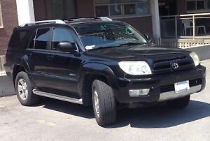 Limited Edition 4X4 Toyota 4Runner