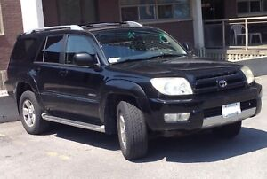 2003 4Runner sport limited edition. Amazing truck!