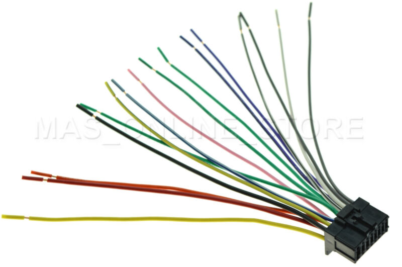 wire harness for pioneer avh p8400bh avhp8400bh pay today ships wire harness for pioneer avh p8400bh avhp8400bh pay today ships today