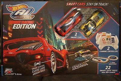 Hot Wheels Ai Intelligent Racing System Street Racing Edition 2016 Mattel
