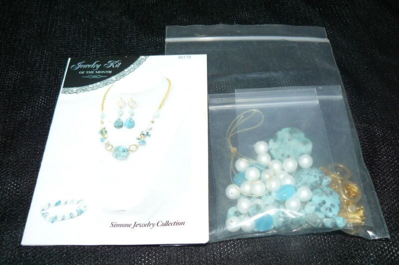 Simone Jewelry Collection Kit of the Month #36170 Jewelry Making
