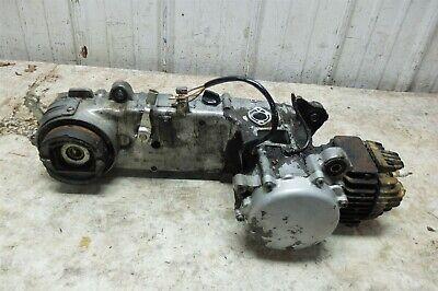 82 Suzuki FZ50 FZ 50 Rascal Scooter Moped engine motor
