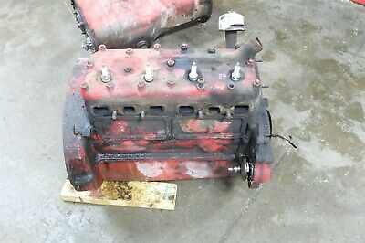 Ford 2n 2 N Tractor Engine Motor
