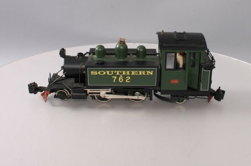 Bachmann 762 G Scale Southern #762 2-4-2 Steam Locomotive