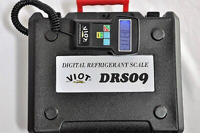 Digital Scale Refrigerant Charging Recovery Weight Hvac Most Accurate 1gm77 Lb
