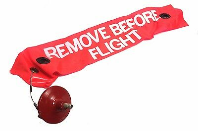 US Aviation Remove Before Flight Tag Military-Official